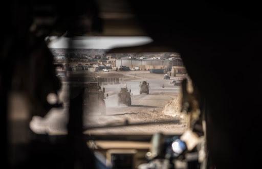 """Photo of بوجود الكورونا.. """"نيويورك تايمز"""" : البنتاغون وجه بتحضير حملة عسكرية في العراق"""