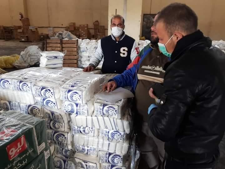 Photo of مراجعة السورية للتجارة لاستدارك أي إشكال أو تأخير