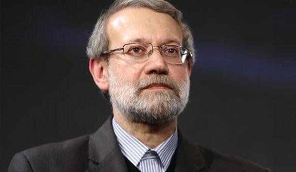 "Photo of رئيس البرلمان الإيراني ""لاريجاني"" يصاب بكورونا"