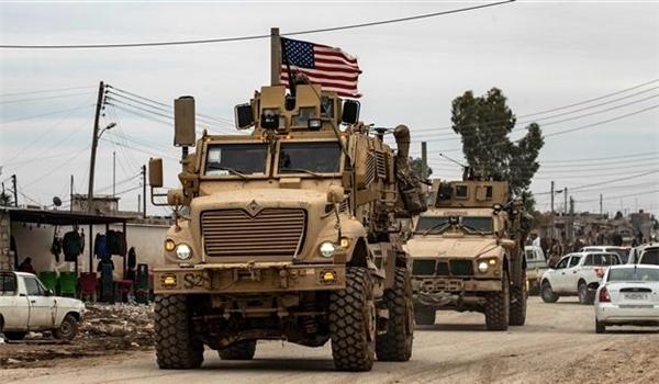 Photo of الاحتلال الأمريكي يُدخل 35 شاحنة محملة بتعزيزات عسكرية إلى ريف الحسكة