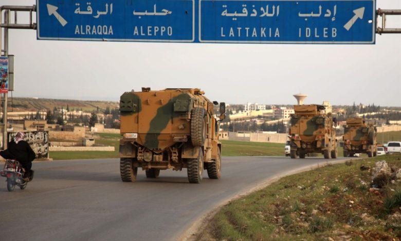 Photo of النصرة تسرق أبراج التوتر العالي من M4 إلي تركيا