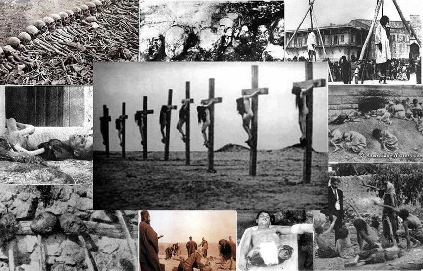 """Photo of أرمن سوريا يحيون ذكرى """"الإبادة الجماعية"""" على أيدي العثمانيين"""