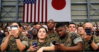 Photo of بسبب كورونا.. إعلان حالة طوارئ في قواعد القوات الأميركية في اليابان