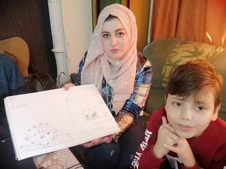 Photo of الطفل السوري المعجزة و ماذا قال عن علاج فيروس كورونا؟