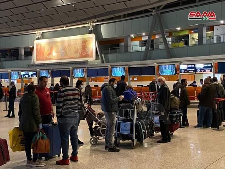 Photo of عودة ٢٩ مسافراً سورياً كانوا عالقين في أرمينيا
