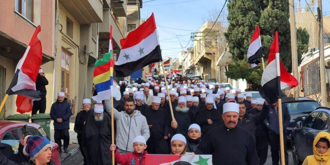 في يوم الأسير السوري.. أسرى الجولان أكثر تصميماً على متابعة النضال وتحرير الأرض