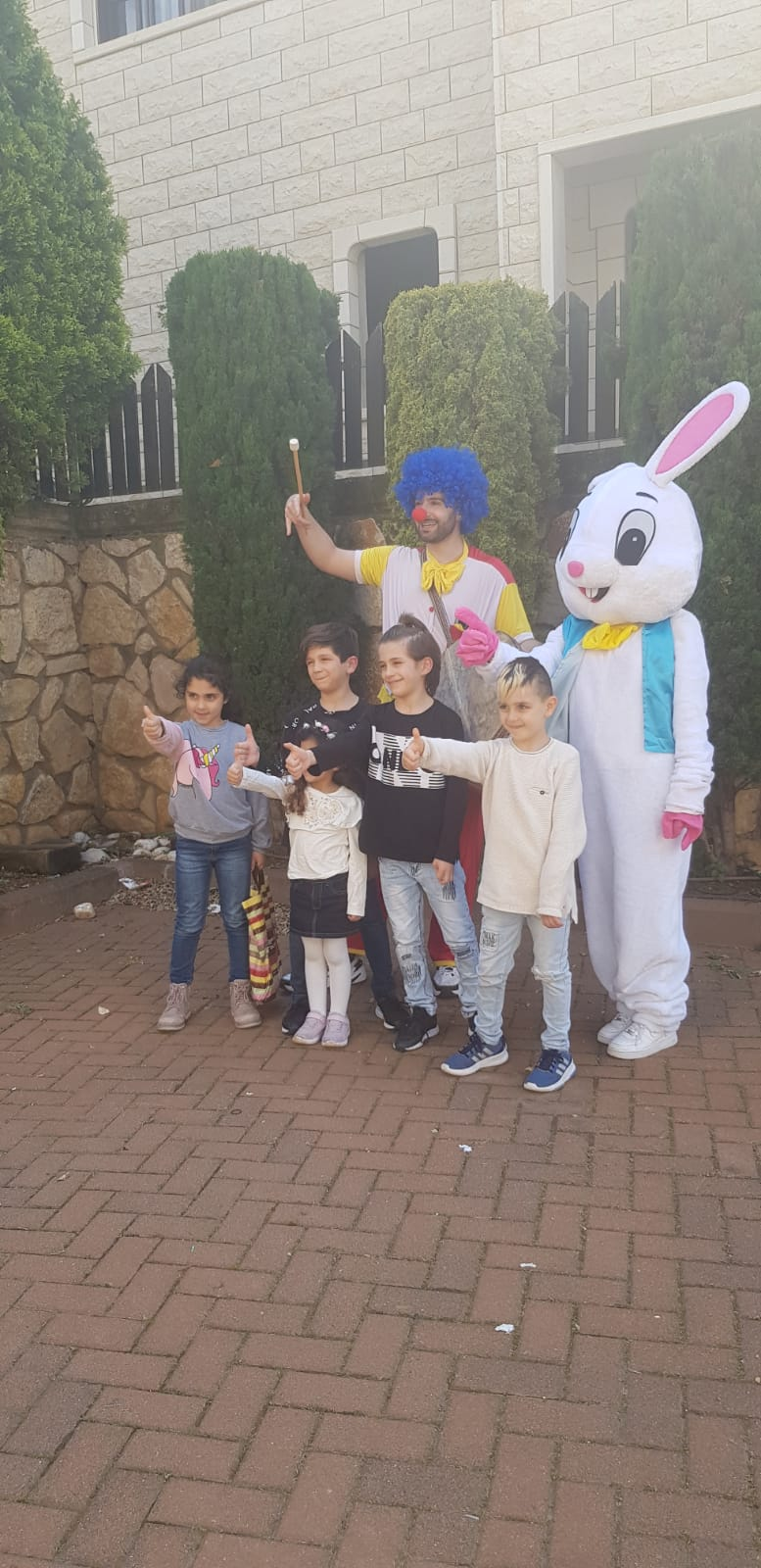 Photo of البعنه تحتفل بالشعانين حسب التعليمات الصحية وتدخل الفرح والبهجة