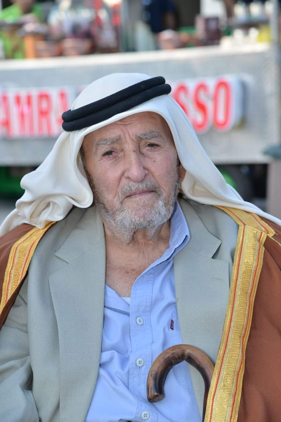 """Photo of وفاة والد الاسيران المحرران """"غسان وسرحان عثامله"""" في الجليل الفلسطيني"""