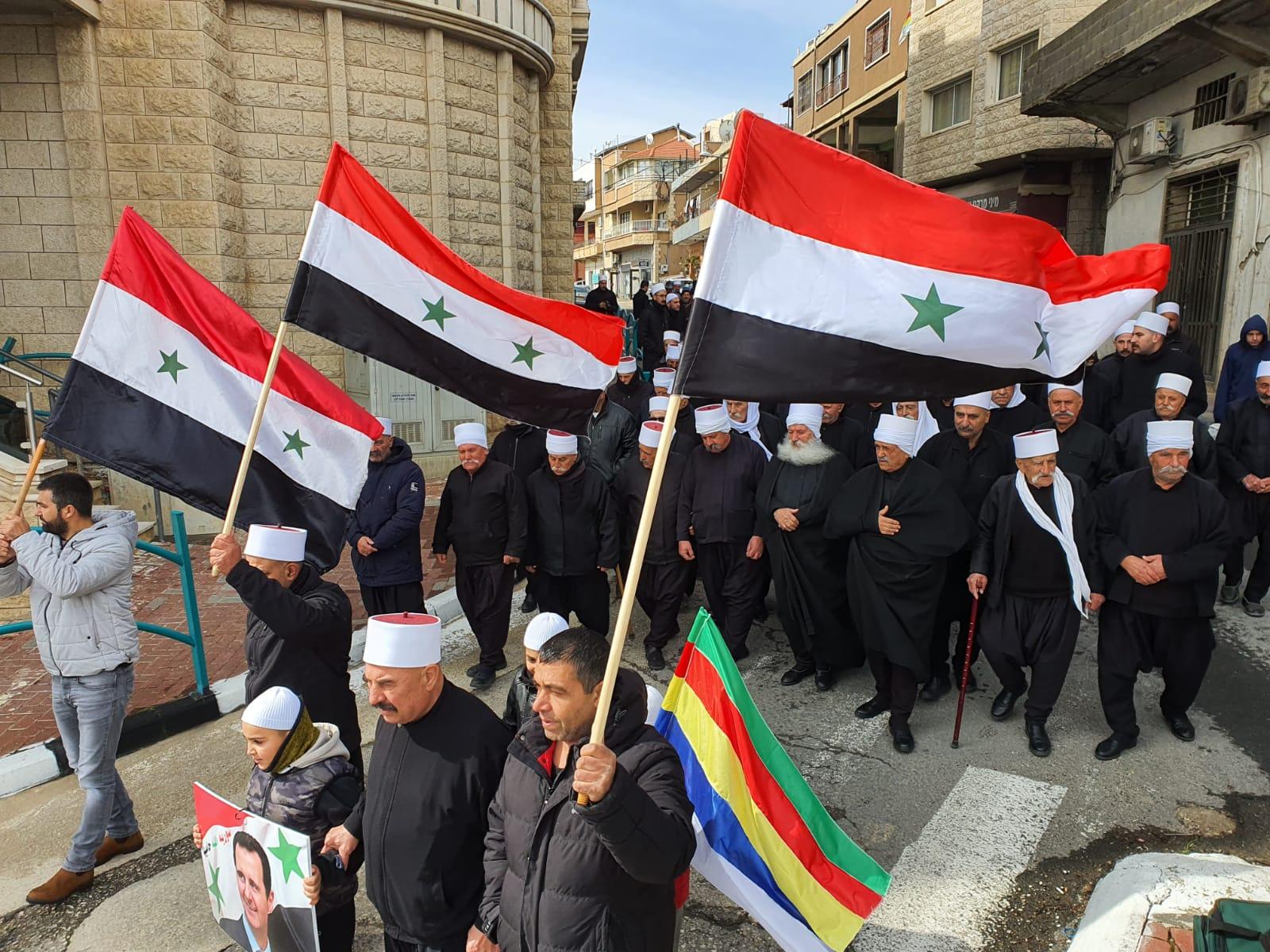 Photo of بيان صادر عن الهيئة الدّينيّة في الجولان السوري المحتل حول المدعو جواد ابراهيم.