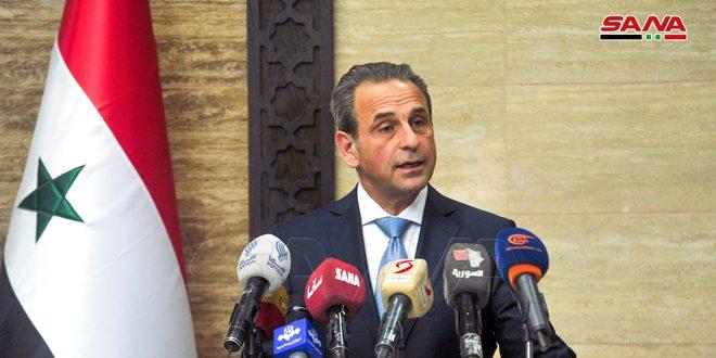 Photo of وزير الصحة: تم اعتماد ثلاث آليات للعلاج الدوائي للمصابين بكورونا