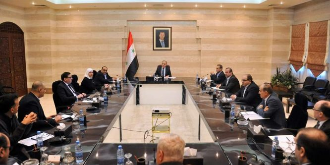 Government team ordering the embassies and diplomatic missions abroad begin receiving applications from Syrian citizens who want to return