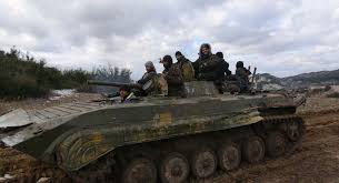 "Photo of الجيش يقضي على مجموعة من ""داعش"" في بادية السخنة"