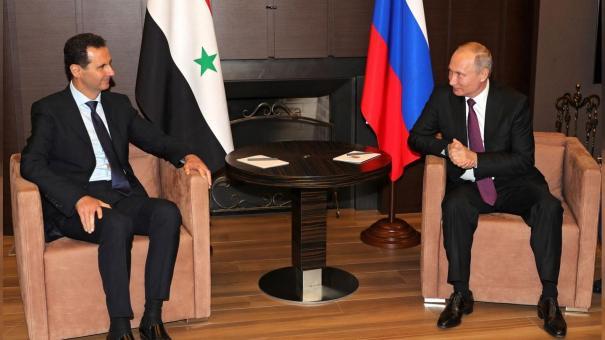 Photo of روسيا تؤكد رسميا دعمها المطلق للأسد واقتراب تحرير إدلب بالقوة النارية