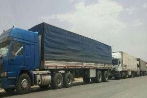 Photo of بدء استئناف دخول البضائع العراقية إلى الأسواق السورية