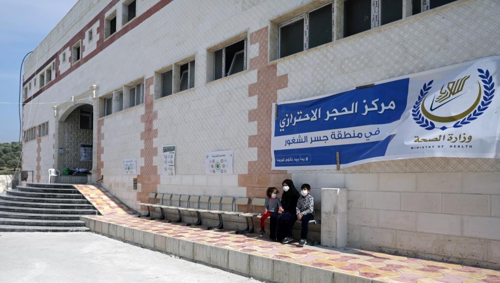 Photo of إصابة جديدة بفيروس كورونا في سوريا