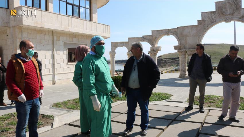 Photo of وزارة الصحة تفشل في موضوع إعادة السوريين العالقين في الخارج