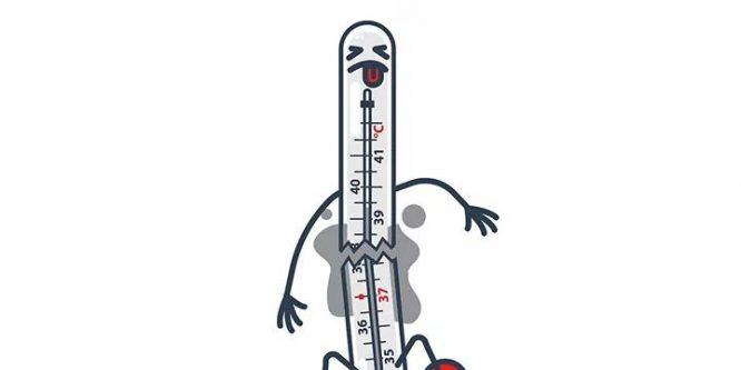 كيف تتصرف اذا كسر طفلك ميزان الحرارة  الزئبقي بالبيت؟
