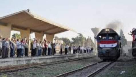 عودة قطارات نقل الركاب للعمل في محافظات حلب وطرطوس واللاذقية