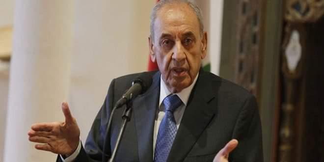 Photo of Berri: Importance of enhancing Syrian- Lebanese relations