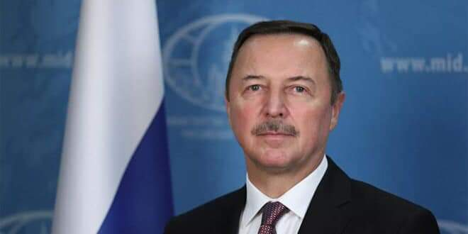 Photo of Putin appoints Efimov as Special Envoy for Developing Relations with Syria