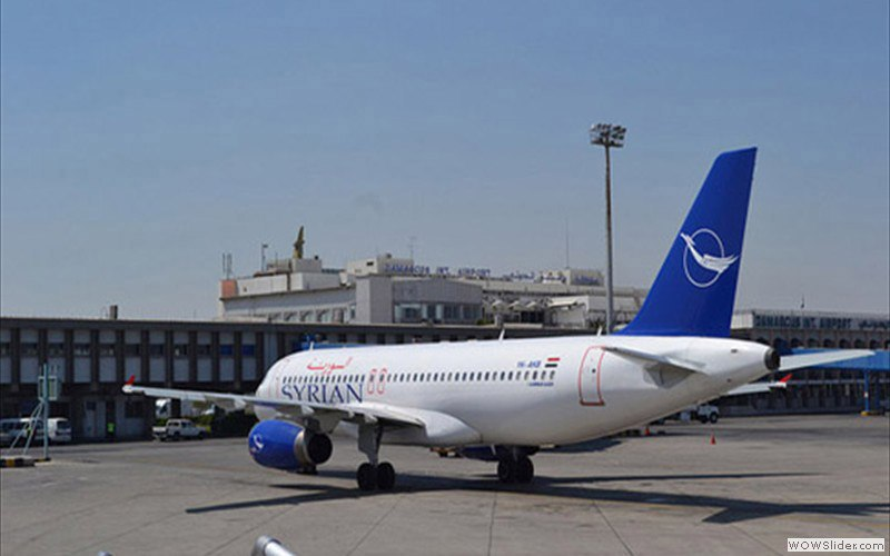 Photo of وزارة النقل تخفض أسعار تذاكر الطيران و إمكانية الدفع عند وصولهم لدمشق