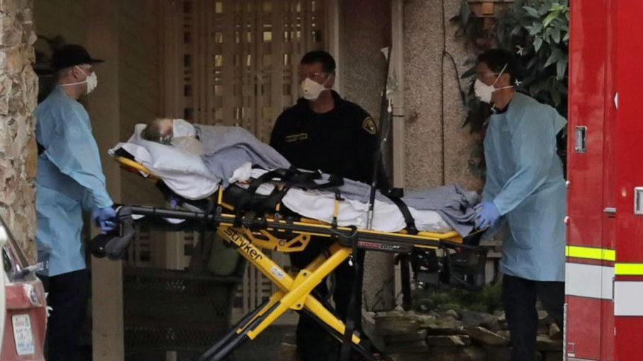 Photo of ١٨٩٤ إصابة جديدة بكورونا في أمريكا