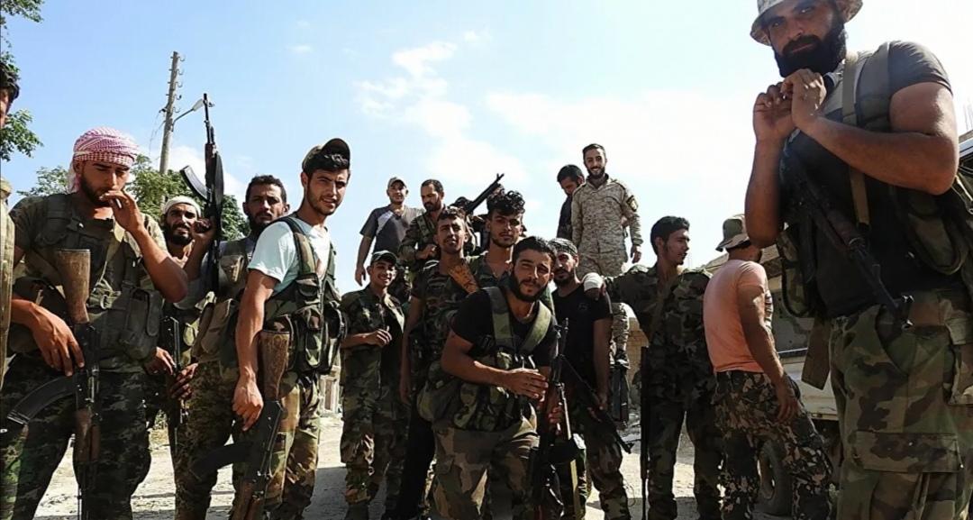 """Photo of الجيش يحبط هجوماً لـ""""داعش"""" بريف حماة الشمالي"""
