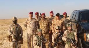 Photo of العراق يطلق عملية عسكرية في صحراء الجزيرة حتى الحدود مع سوريا