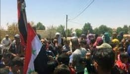 Photo of Popular gathering in Qamishli marking anniversary of October Liberation War