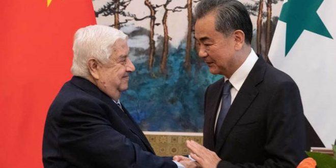 Photo of المونيتور: الصين تتجه الى سوريا في ظل التوتر مع أمريكا