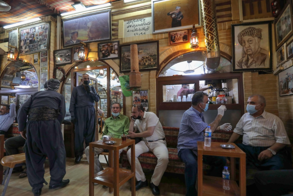 Photo of أصداء «قيصر» في بغداد: ابتعدوا عن طهران ودمشق