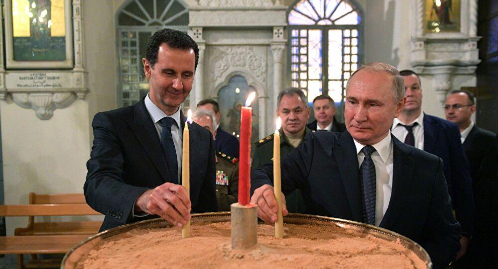 Photo of السفير الروسي في دمشق: زيارة بوتين إلى دمشق في يناير وجهت رسالة للأعداء