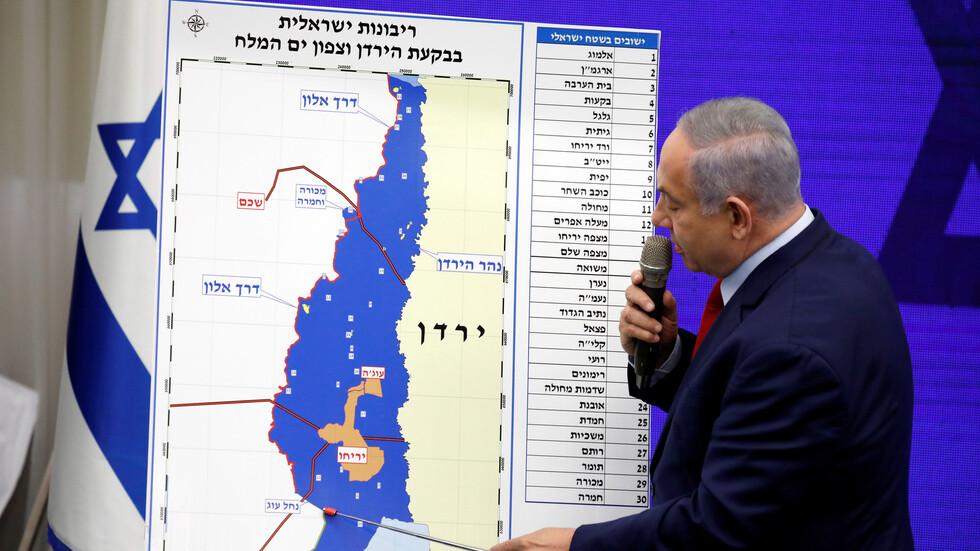 Photo of مسؤولون إسرائيليون كبار: عملية الضم الأولية لن تشمل غور الأردن