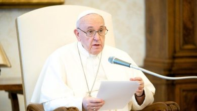Photo of البابا فرنسيس يدعو للصلاة من أجل سوريا واليمن