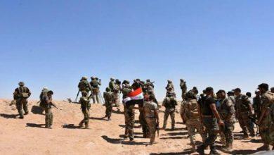 """Photo of خليفة سليماني من سوريا: """"سنكمل مسيرة الشهيد سليماني"""