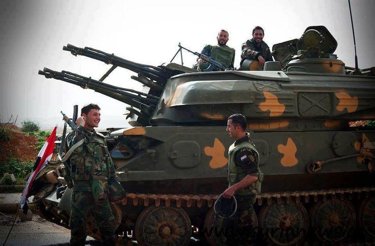 """Photo of دمشق للمقاتلين الوطنيين في قسد: """"هبوا وستجدون الجيش السوري معكم"""""""