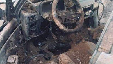 Photo of انفجار عبوة ناسفة في بلدة الطيبة شرقي درعا