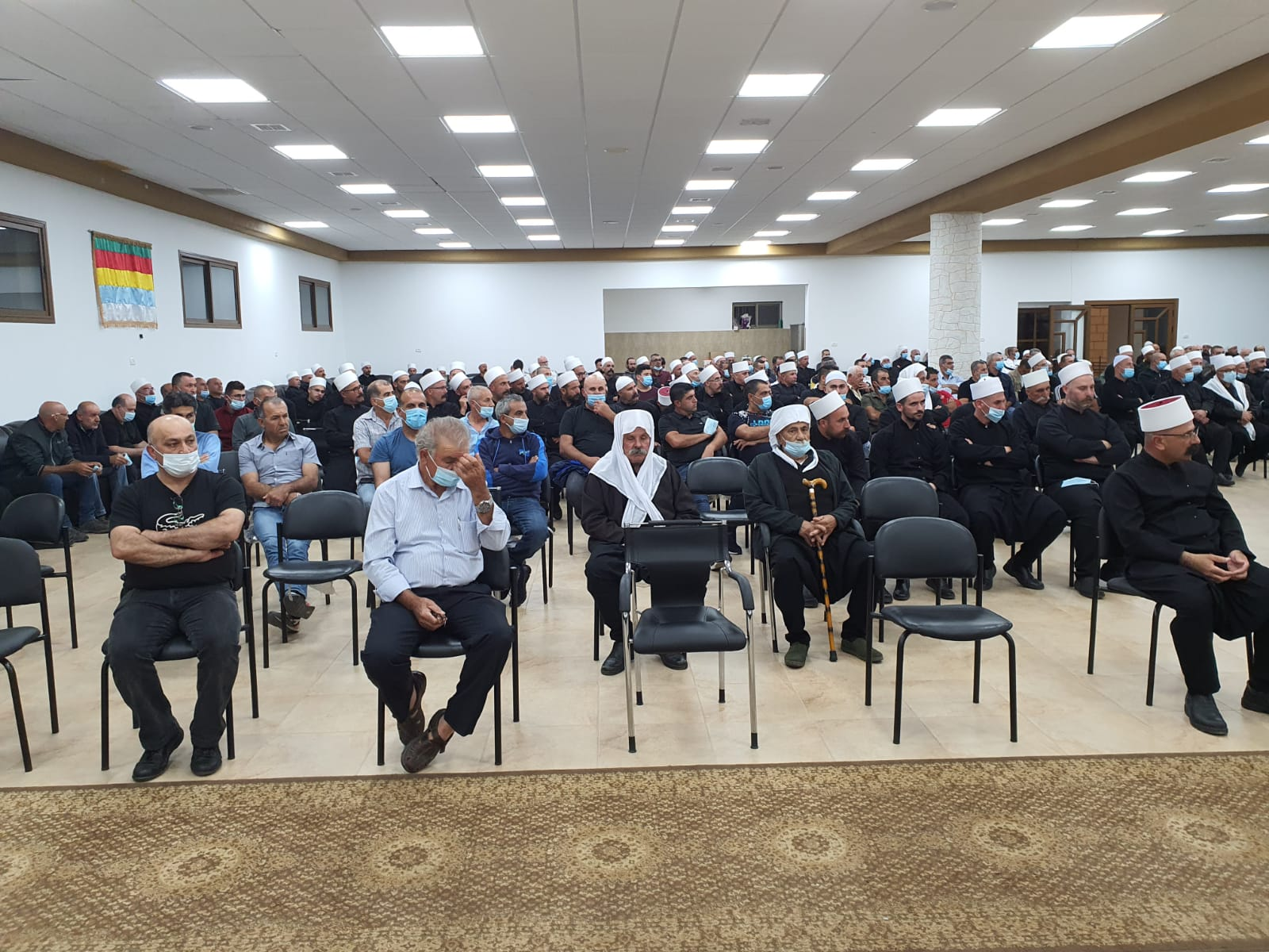 Photo of Citizens of occupied Syrian Golan reject the occupation schemes to establish wind turbines on their lands