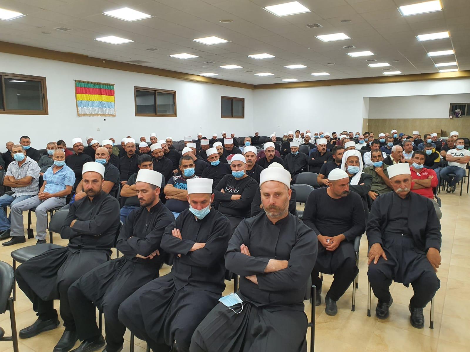 Photo of بيان صادر عن اجتماع مسعده ضد مشروع المراوح
