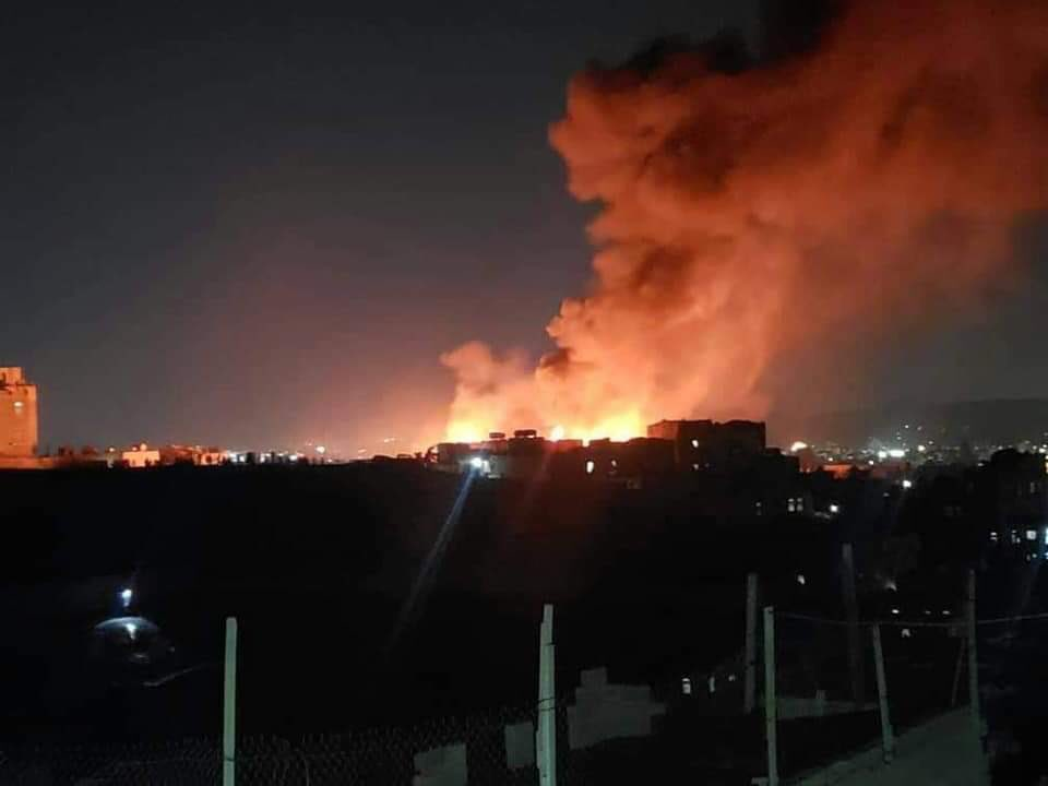 Photo of المقاومة اليمنية تقصف مراكز عسكرية لأل سعود في جيزان ونجران