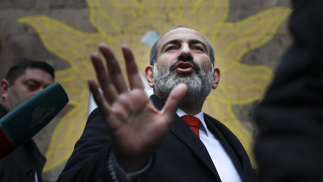 Photo of رئيس الوزراء الأرميني يعلن إصابته بفيروس كورونا المستجد