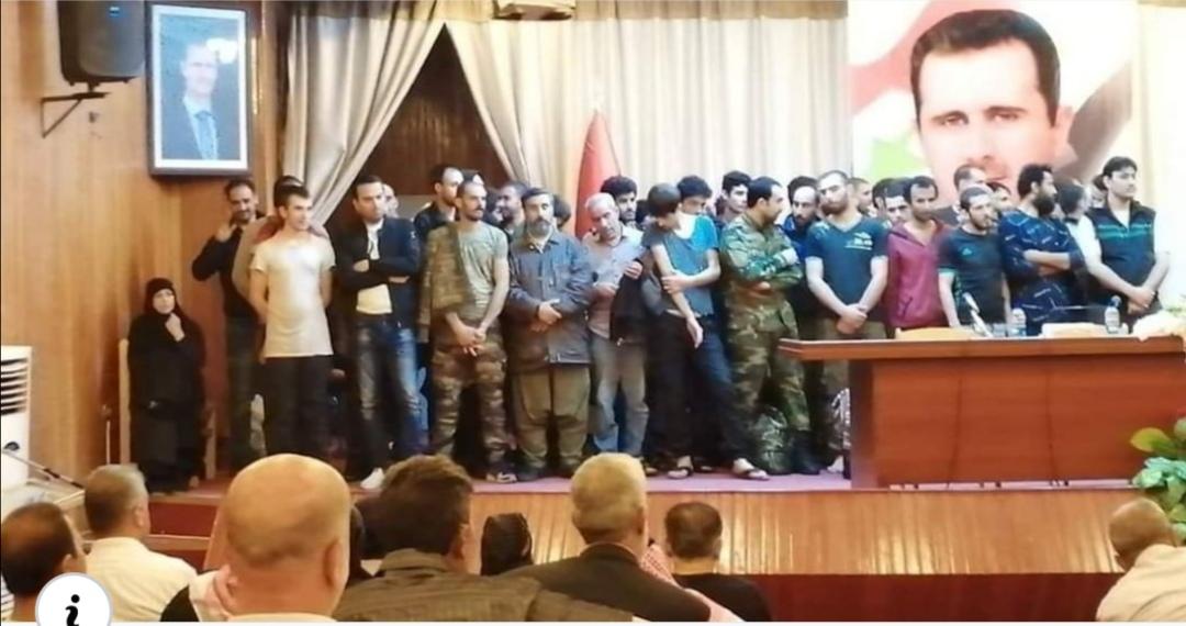 Photo of إطلاق سراح 50 موقوف في درعا