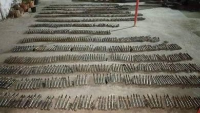 Photo of Authorities seize large quantities of weapons in the southern region