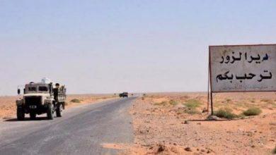 """Photo of استشهاد ضابطين من """"الجيش """" على يد مجهولين في ديرالزور"""