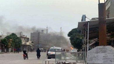 Photo of إصابات جراء انفجار دراجة نارية مفخخة بمدينة رأس العين شمال غرب الحسكة