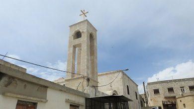 """Photo of بناء نسخة مصغرة لكنيسة """"آيا صوفيا"""" في سوريا"""