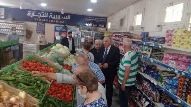 Photo of البرازي يوجّه بتخفيض أسعار الفواكه 20% فِي صالات السورية للتجارة
