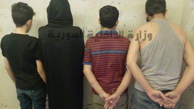 Photo of استغلت طفلها لترويج المواد المخدرة و فرع مكافحة المخدرات في دمشق يلقي القبض عليها مع مروجين أخرين