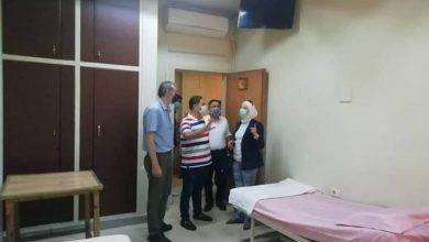 Photo of تخصيص مشفى ابن رشد كمركز لعزل الحالات الايجابية بدمشق