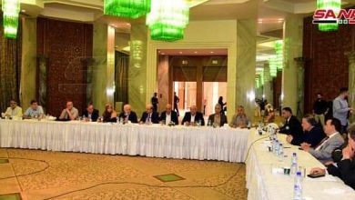 """Photo of International political Analysts call for enhancing cooperation among states of the region against so-called"""" Caesar Act """""""